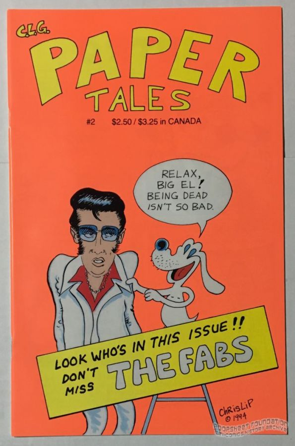 Paper Tales #2