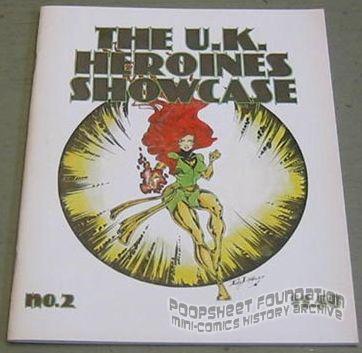 U.K. Heroines Showcase, The #2