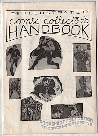 Illustrated Comic Collectors Handbook, The Vol. 1 (1st-2nd)