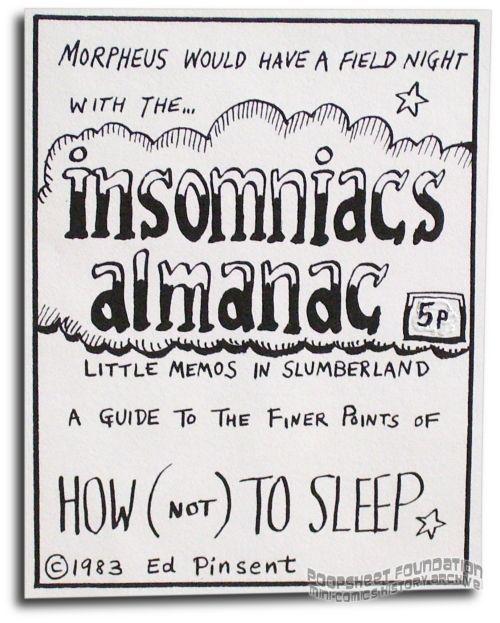 Insomniacs Almanac