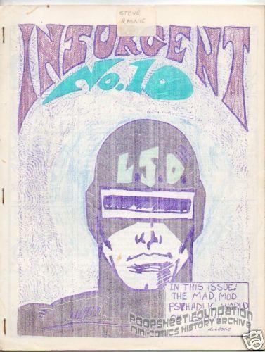 Insurgent #10