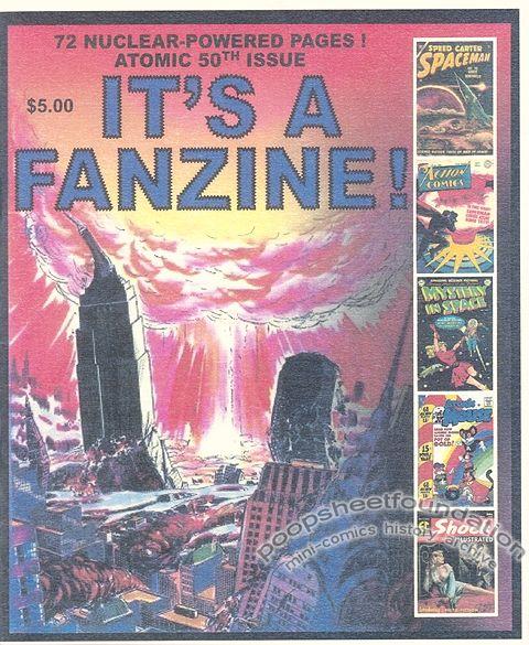 It's a Fanzine #50