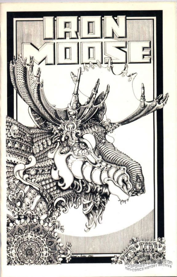 Iron Moose #[?]