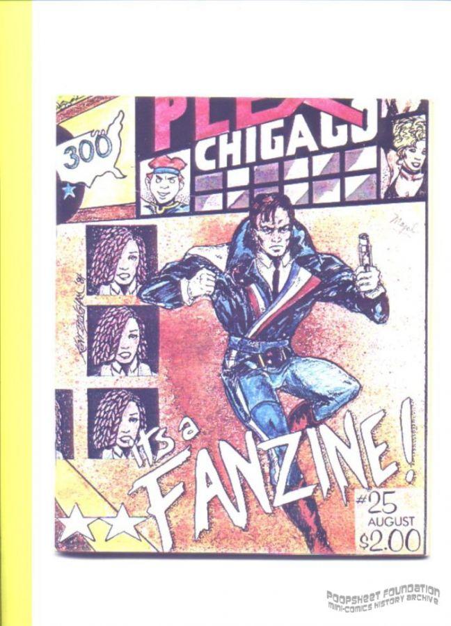 It's a Fanzine #25