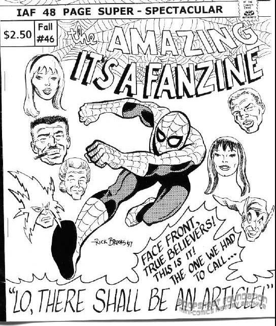 It's a Fanzine #46