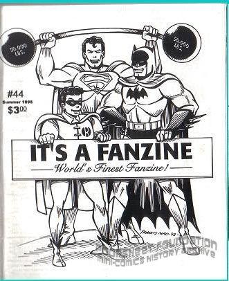 It's a Fanzine #44
