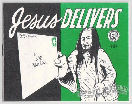 Jesus Delivers