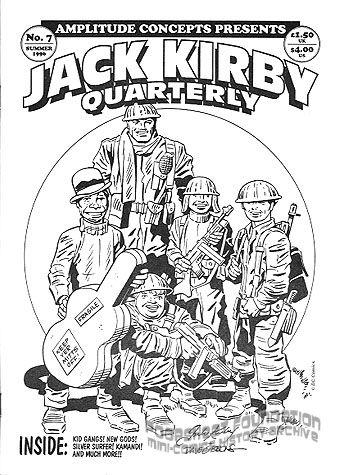 Jack Kirby Quarterly #07