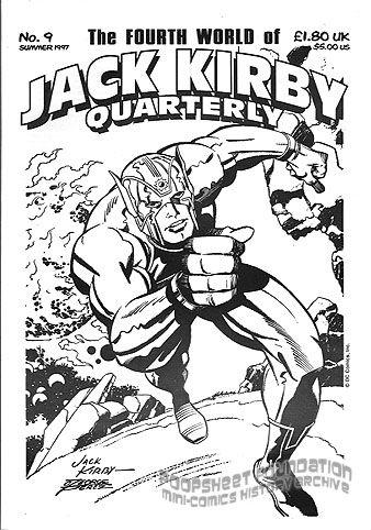 Jack Kirby Quarterly #09