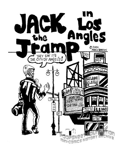 Jack the Tramp in Los Angles