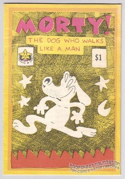 Morty! The Dog Who Walks Like a Man