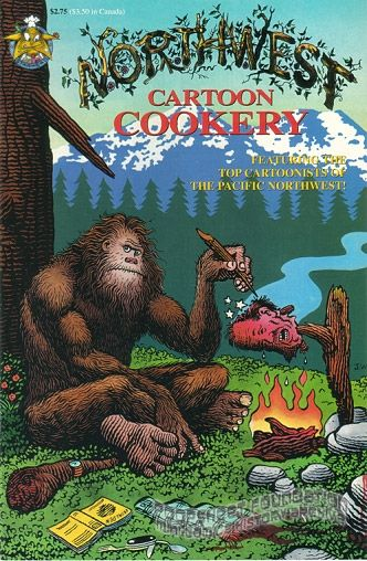 Northwest Cartoon Cookery