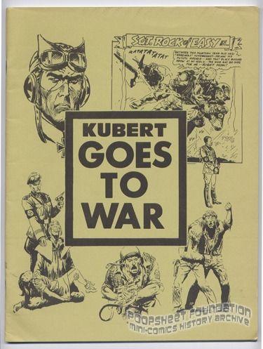 Kubert Goes to War