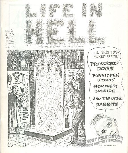 Life in Hell #6