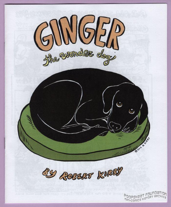 Ginger the Wonder Dog
