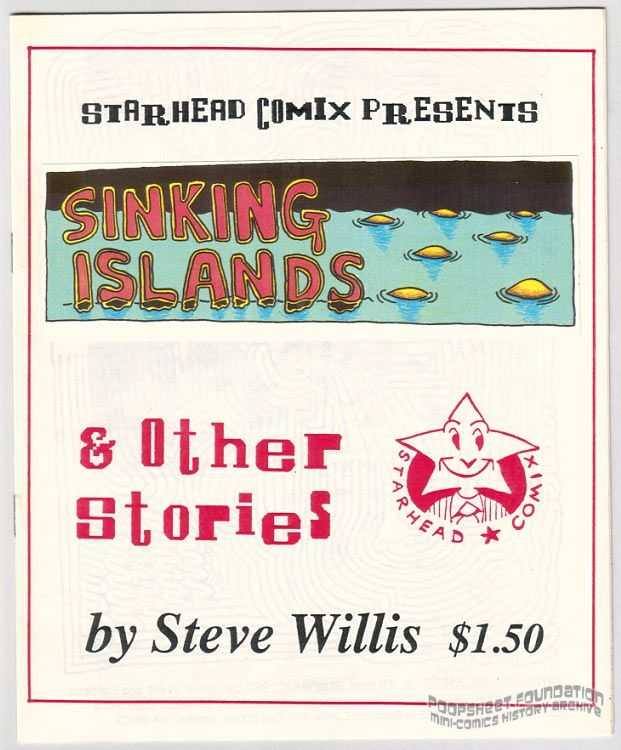 Sinking Islands & Other Stories