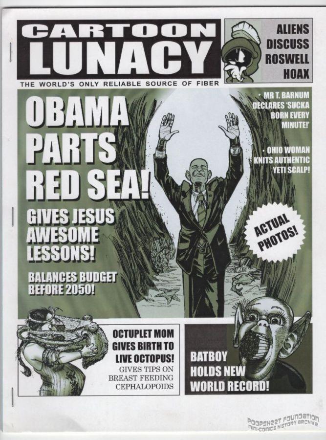Cartoon Loonacy #098