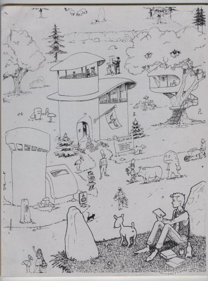 Cartoon Loonacy #131