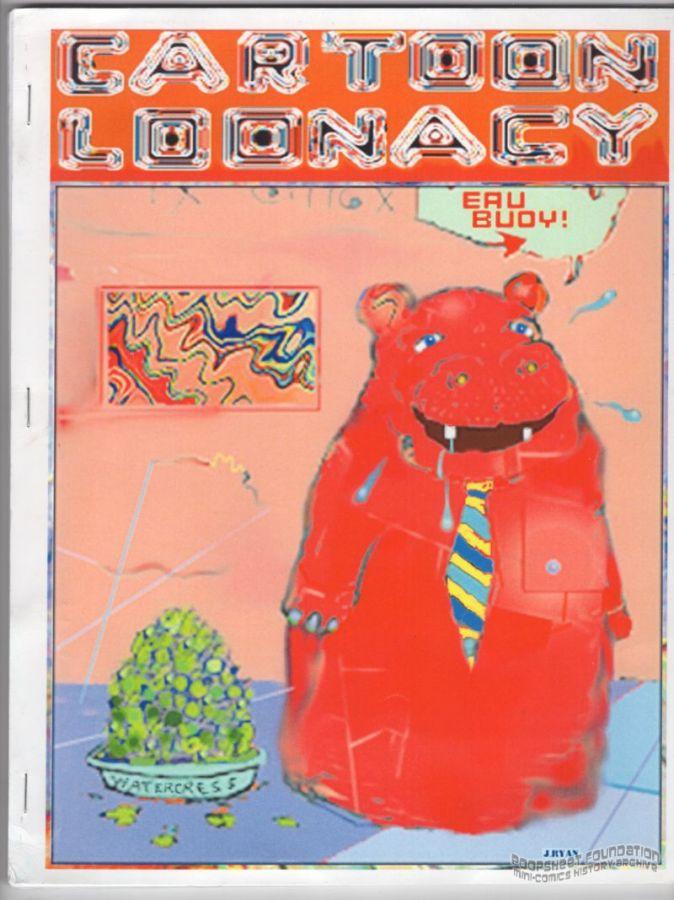 Cartoon Loonacy #116