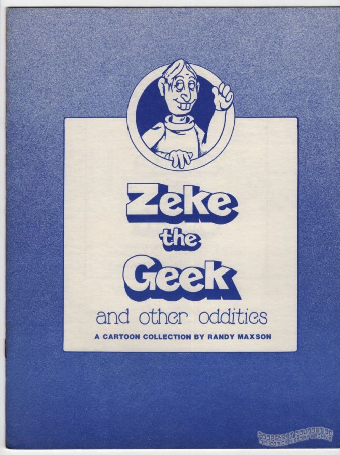 Zeke the Geek and Other Oddities (1st-2nd)