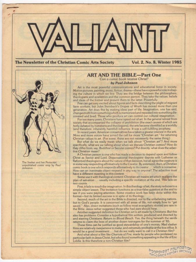 Valiant Vol. 2, #08