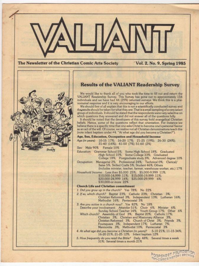 Valiant Vol. 2, #09