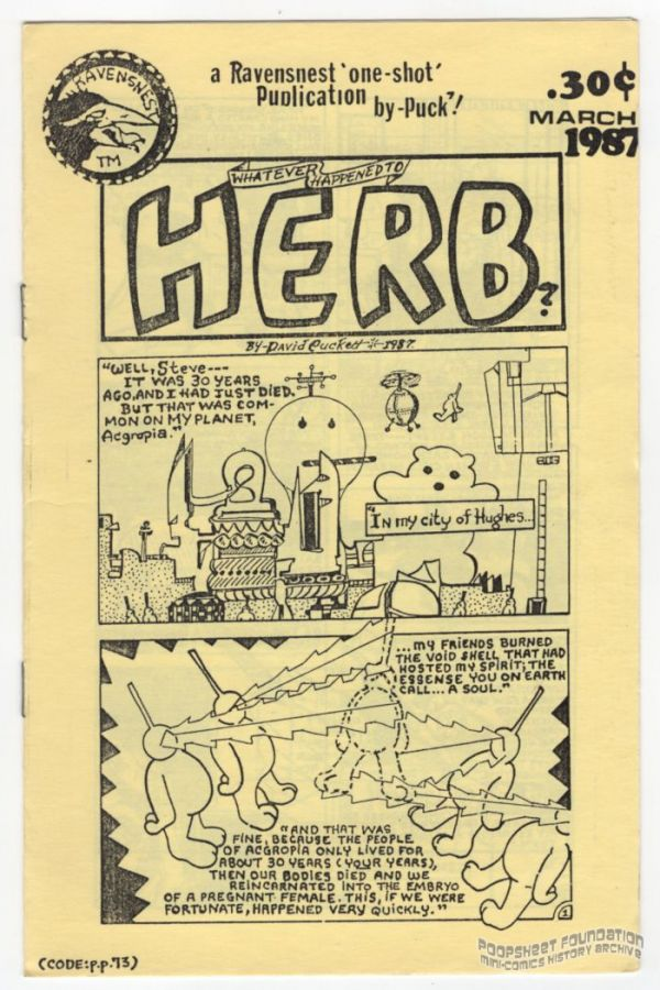 Whatever Happened to Herb?