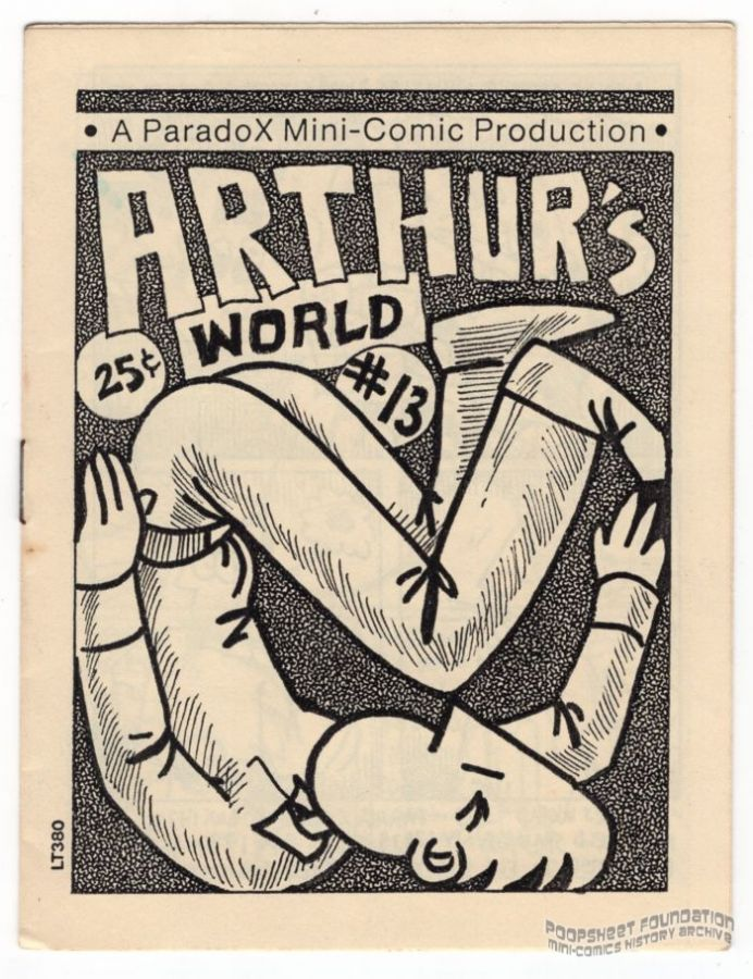Arthur's World #13