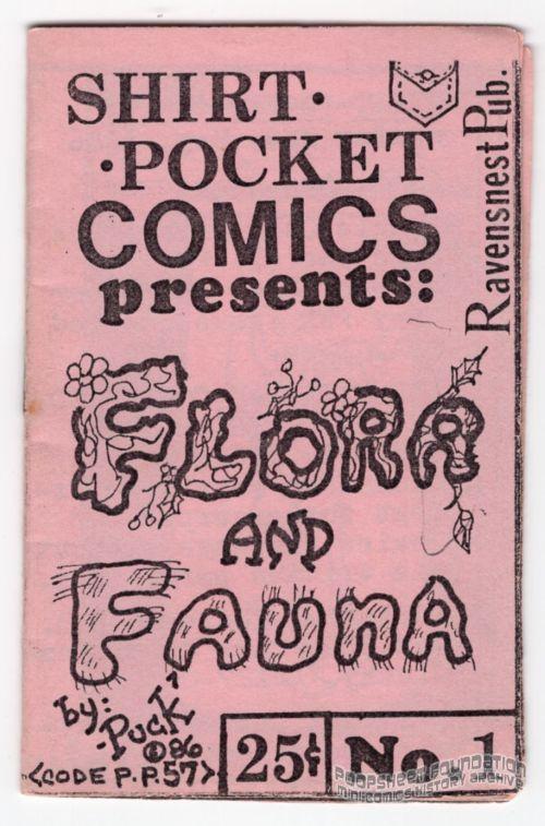 Shirt-Pocket Comics #1