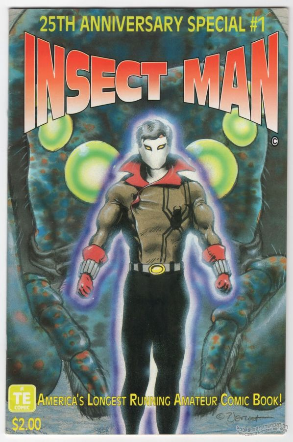 Insect Man 25th Anniversary Special #1