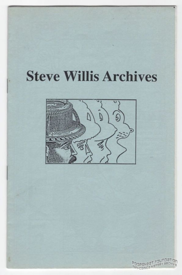 Steve Willis Archives Vol. 3