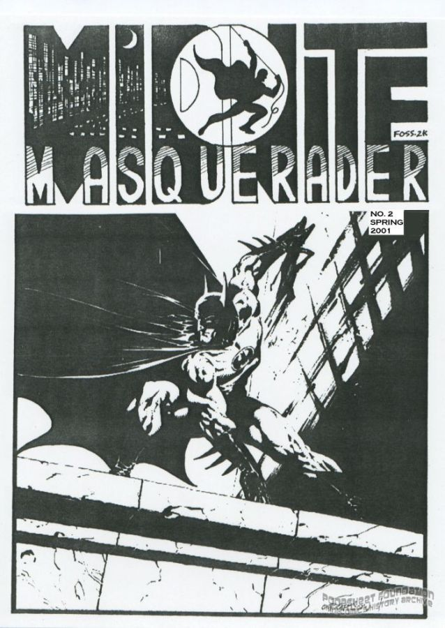 Midnite Masquerader #2