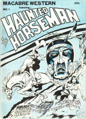 Macabre Western #1
