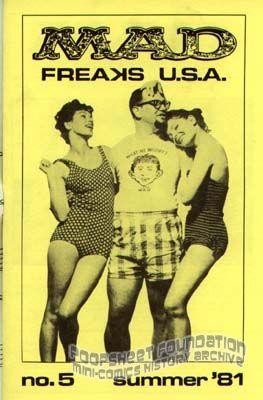 MAD Freaks USA #5