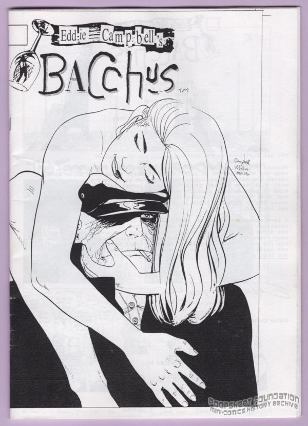 Bacchus ashcan
