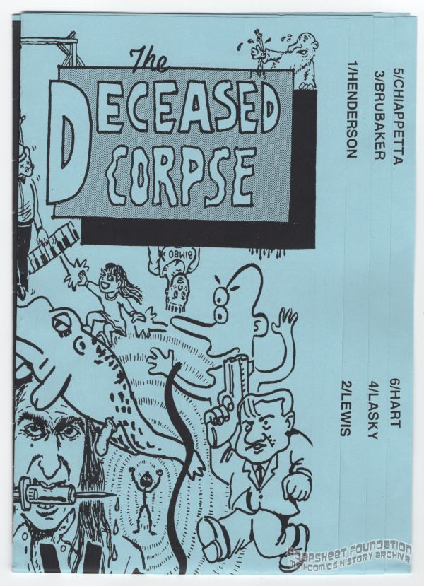 Deceased Corpse, The