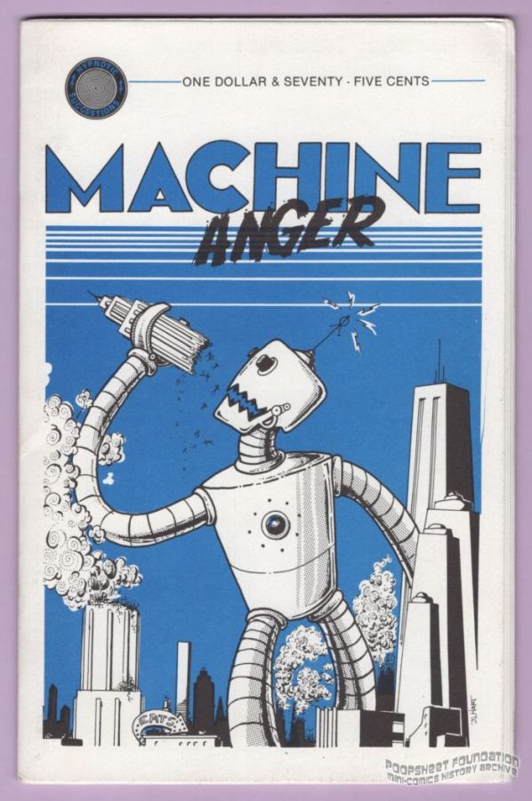 Machine Anger