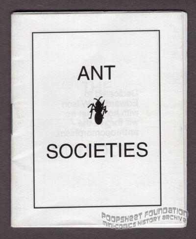 Ant Societies