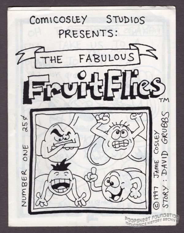 Fabulous Fruit Flies, The #1