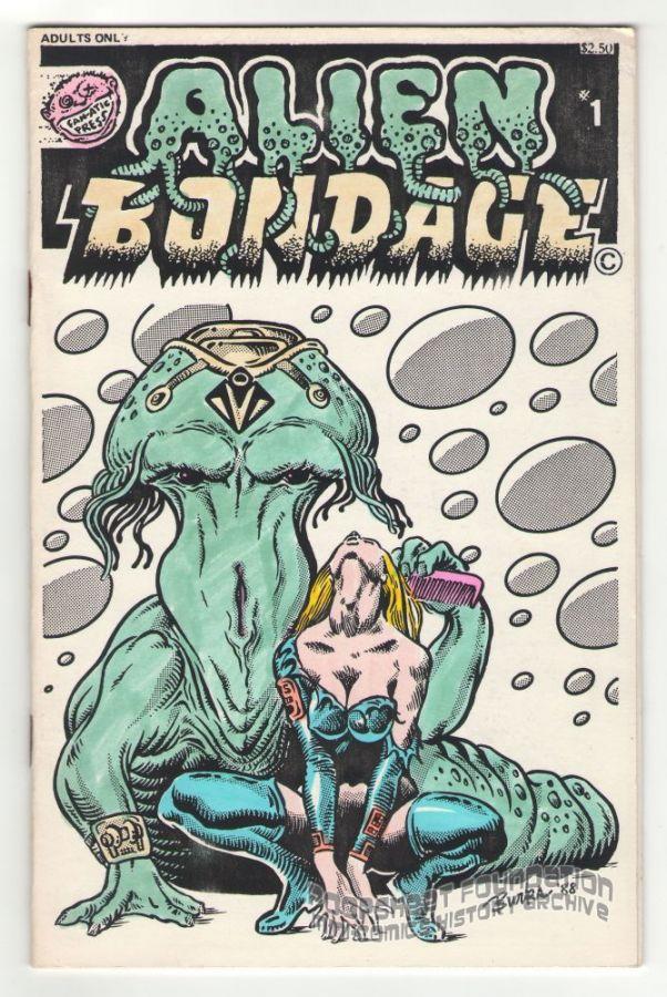Alien Bondage #1