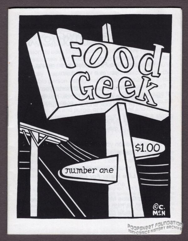 Food Geek #1