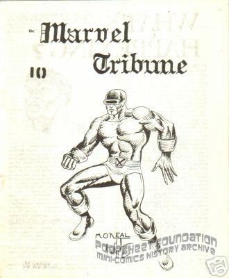 Marvel Tribune #10
