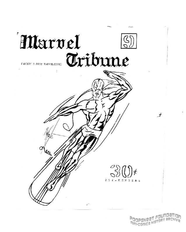 Marvel Tribune #09