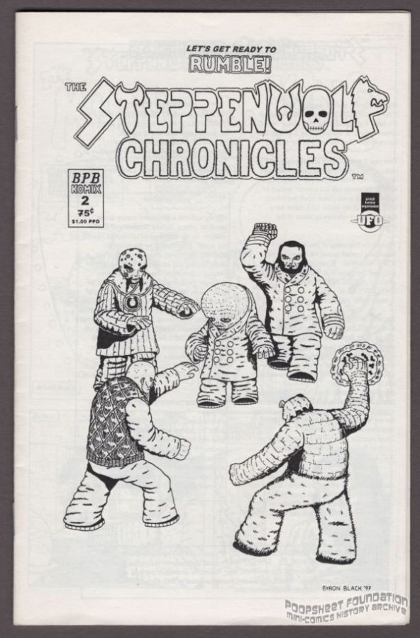 Steppenwolf Chronicles, The #2