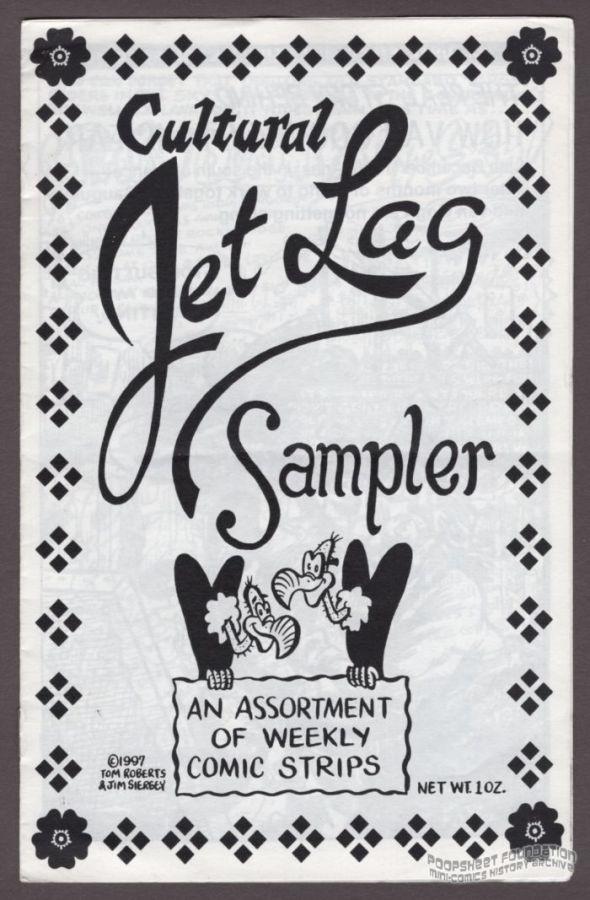 Cultural Jet Lag Sampler (1997)