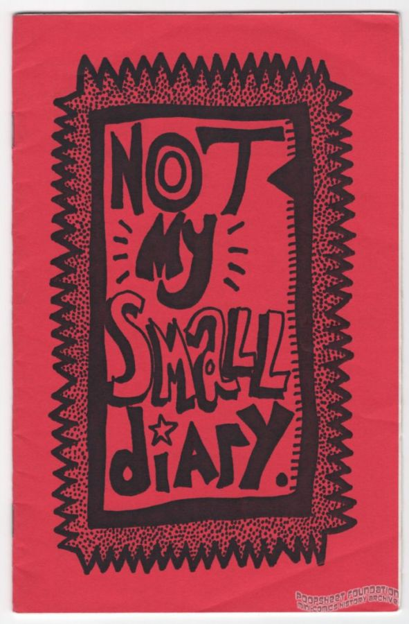 Not My Small Diary #01