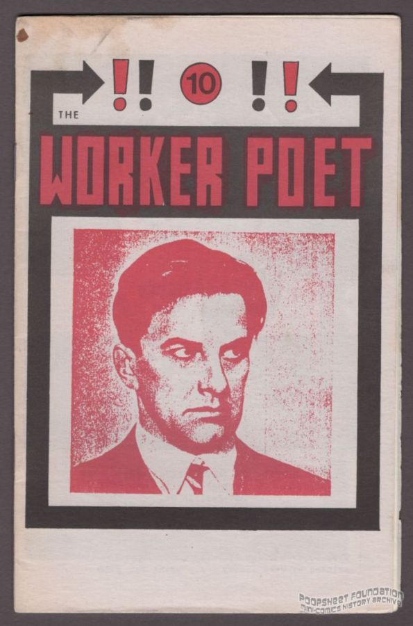 Worker Poet, The #10