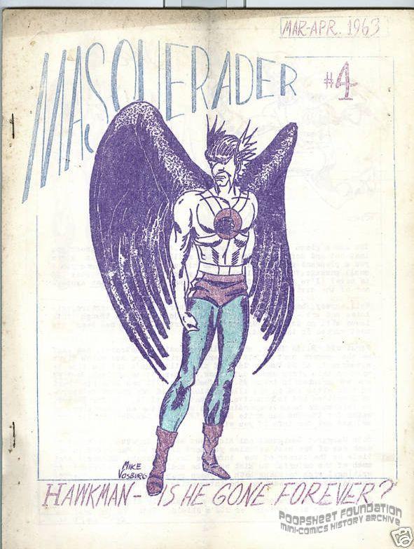 Masquerader #4