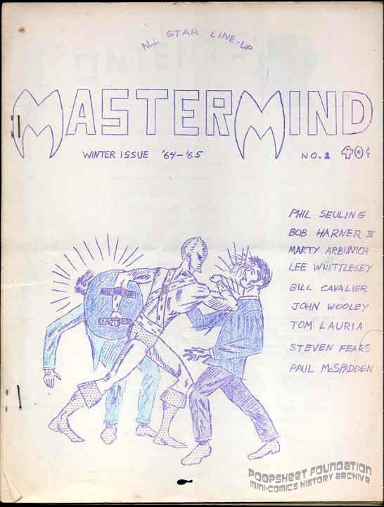 Mastermind #1