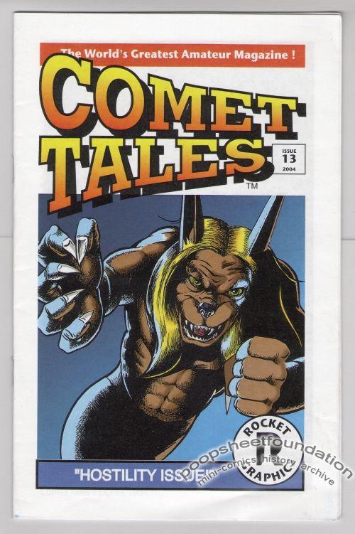 Comet Tales #13